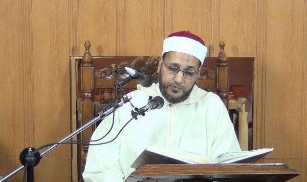 محمد ميقاتلي إمام جامع الجزائر