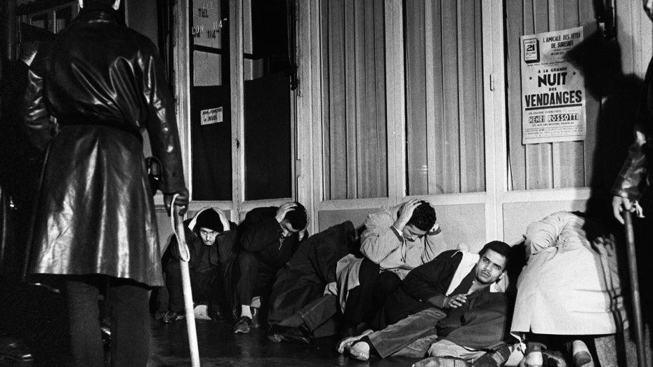 59 سنة تمر على إلقاء فرنسا للجزائريين مكبلين في نهر السين