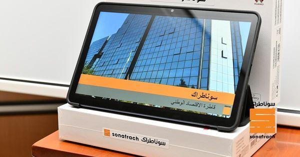 سوناطراك تدعم وزارة التربية بـ 500 لوحة رقمية