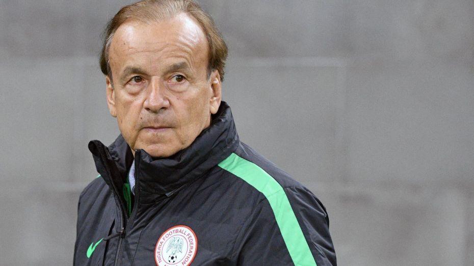 مدرب نيجيريا يتحدّث عن ودية الجزائر