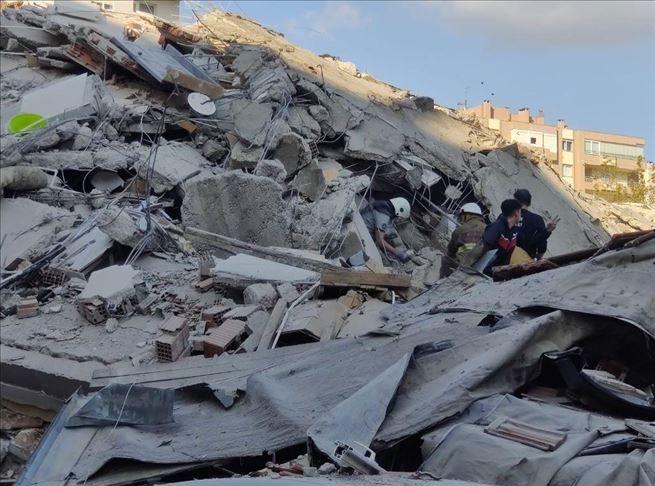 زلزال بقوة 6.6 يضرب تركيا