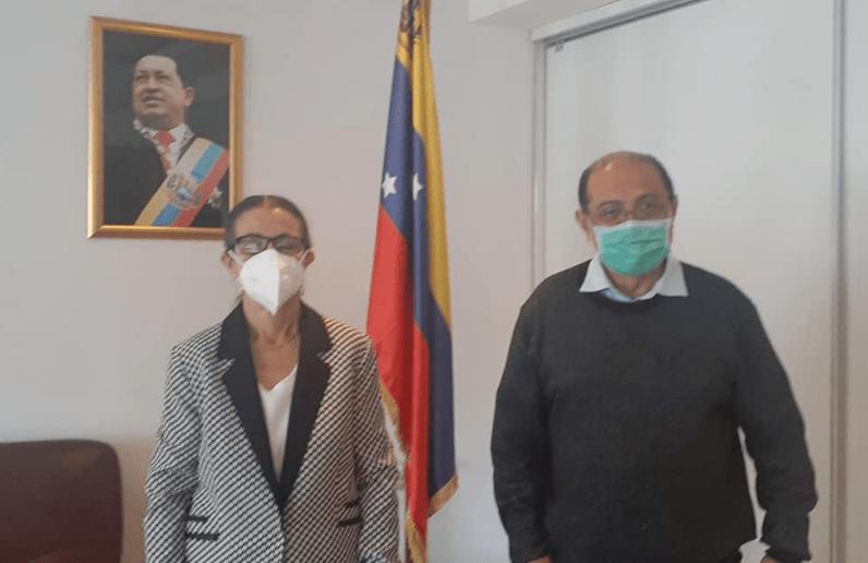 حنون ضمن الملاحظين الدوليين للانتخابات الفنزويلية