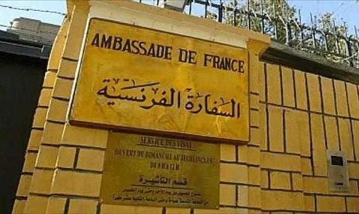 أحكام قضائية في حق جزائريين تجسسوا لصالح السفارة الفرنسية