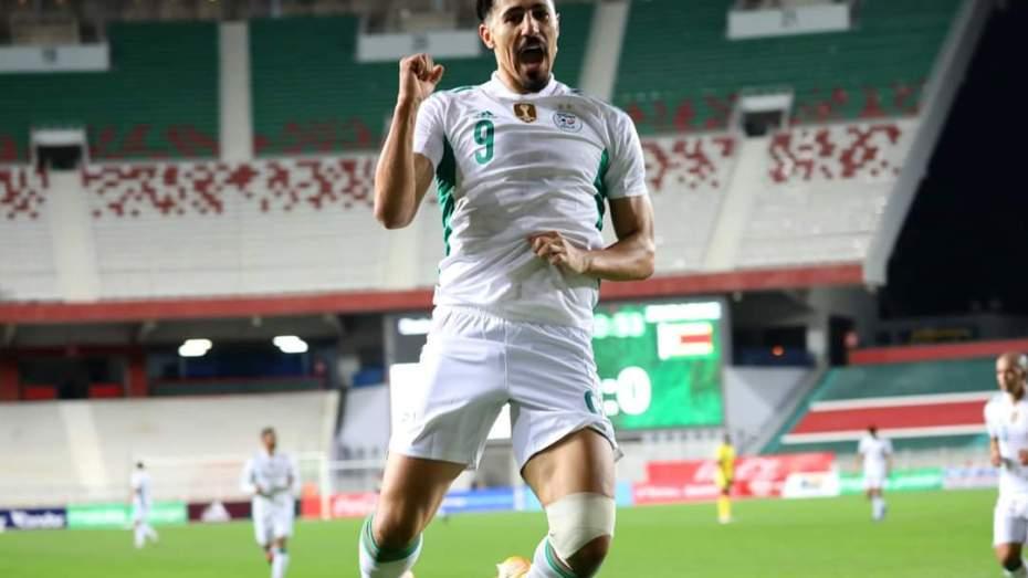 بغداد بونجاح يُقدّم وعدا غاليا للجماهير الجزائرية الشغوفة بكرة القدم