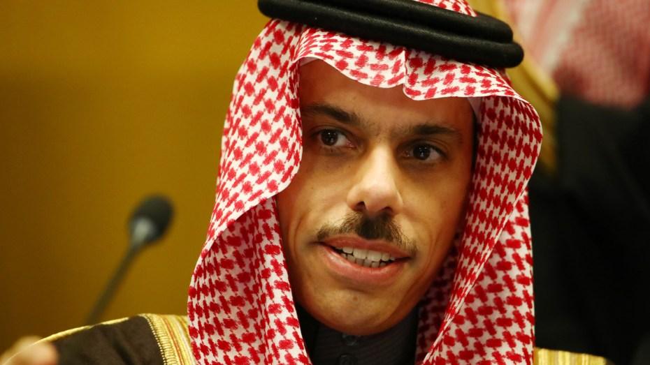وزير الخارجية السعودي يؤيد التطبيع الكامل مع دولة الاحتلال الإسرائيلي