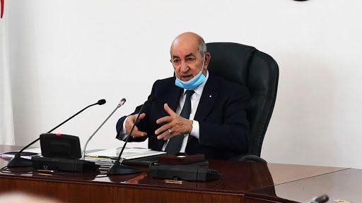 اجتماع لمجلس الوزراء غدا الأحد برئاسة عبد المجيد تبون
