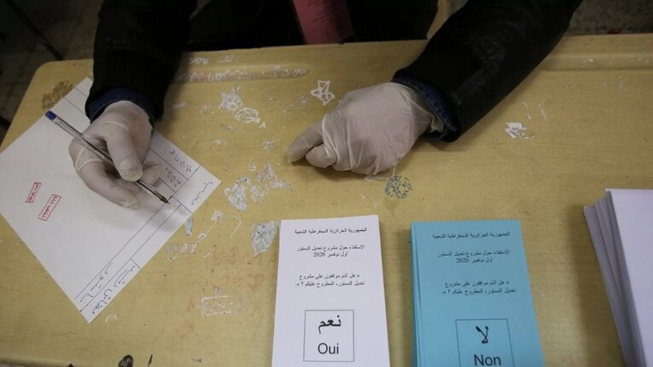 فنيش يكشف موعد الإعلان عن النتائج النهائية للاستفتاء الدستوري
