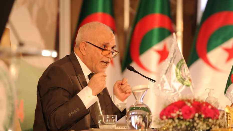 شرفي يعلق على تصرف وزيرة التضامن