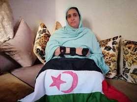 اعتداء القوات المغربية على الصحراويات