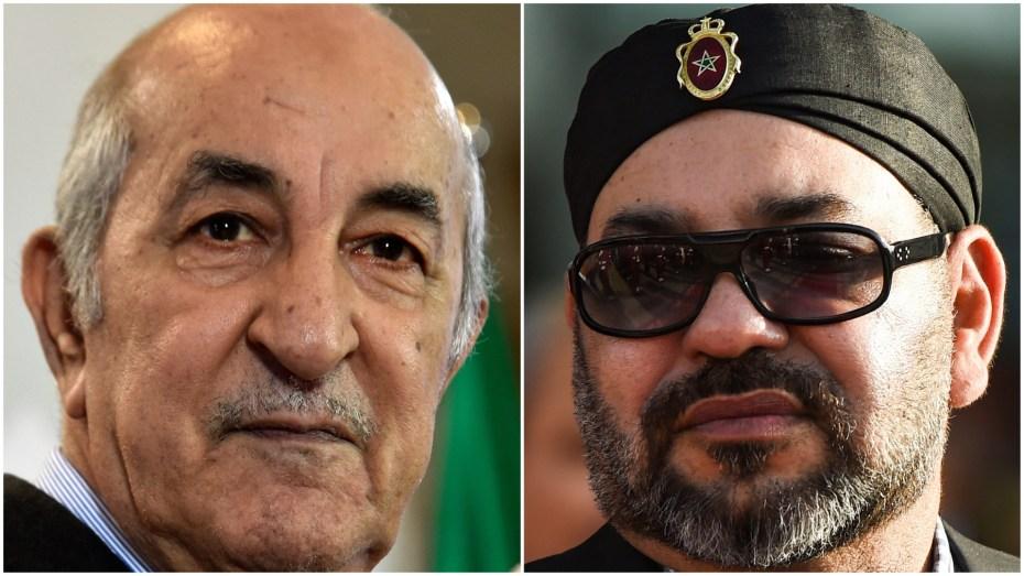 الملك المغربي يبعث برسالة إلى الرئيس الجزائري