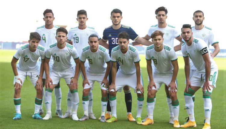 إقصاء المنتخب الوطني تحت 20 سنة من دورة شمال إفريقيا