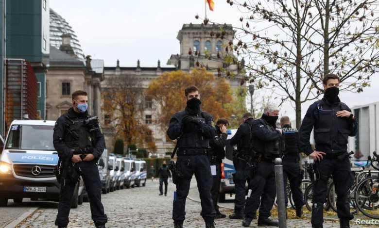 إصابة أربعة أشخاص في إطلاق نار بالعاصمة الألمانية ببرلين