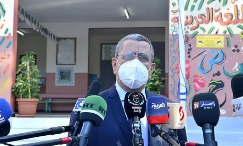 الوزير الأول عبدالعزيز جراد يطلق السنة التكوينية من المدية