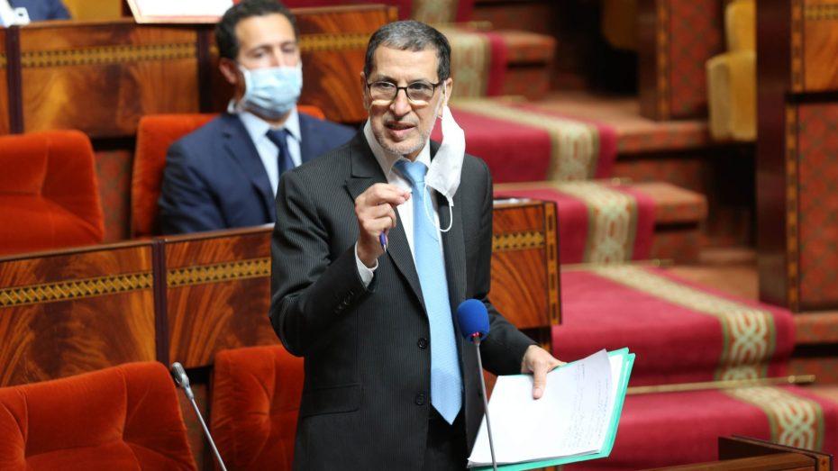 العثماني يتهم الجزائر بشن حملة ضد المغرب