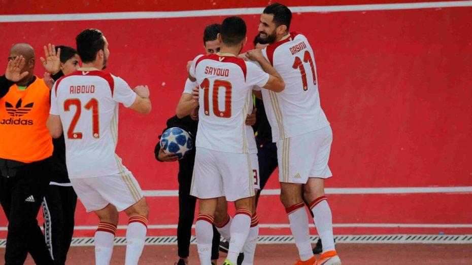 رابطة أبطال أفريقيا: شباب بلوزداد يتأهل على حساب النصر الليبي