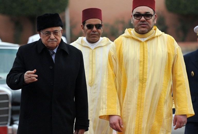 """أحزاب وجماعات مغربية ترفض """"خيانة"""" المخزن للقضية الفلسطينية"""