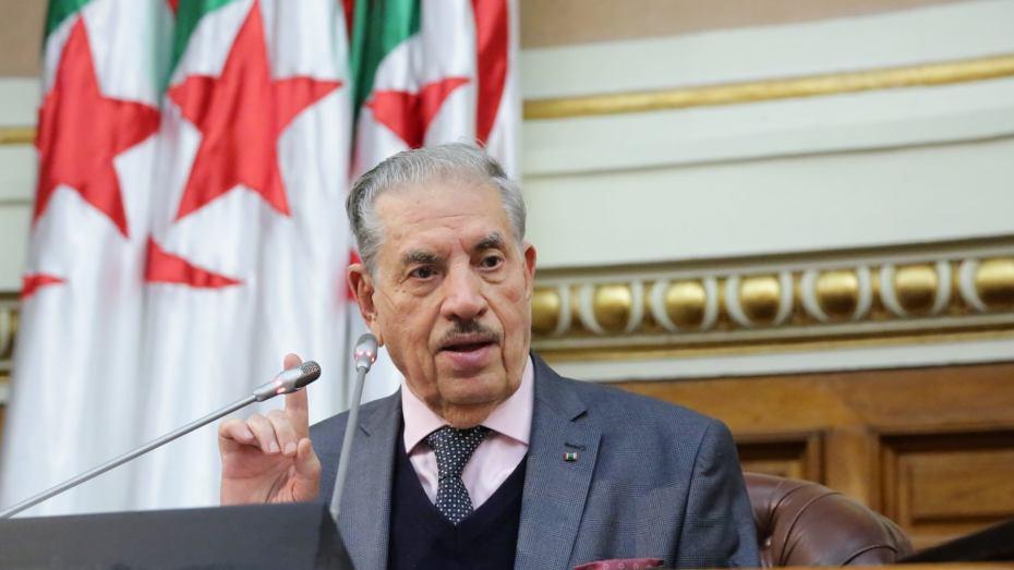 قوجيل يكشف موقفه من مطلب حل وزارة المجاهدين