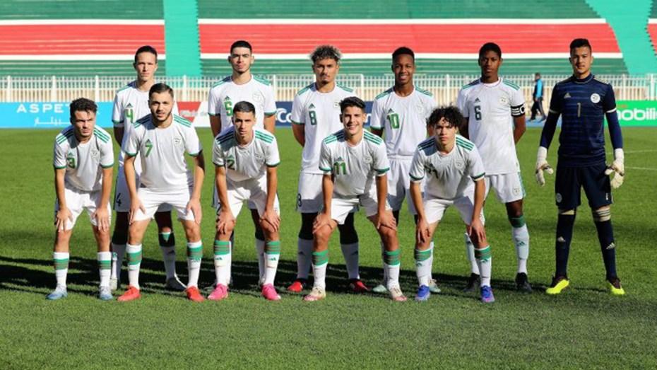بالصور.. هزيمة جديدة للمنتخب الوطني الجزائري لكرة القدم