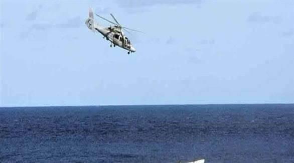 انتشال جثماني الشهيدين المفقودين في حادث سقوط المروحية