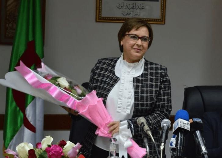 كريكو: المرأة لعبت دورا هاما في تنظيم مظاهرات11 ديسمبر