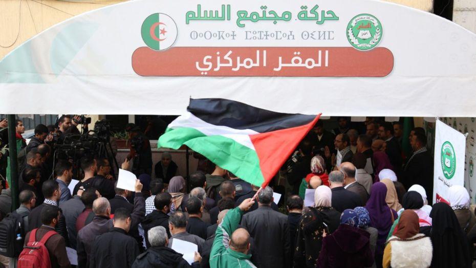 مقري يدعو الجزائر للاحتراز من تطبيع المغرب