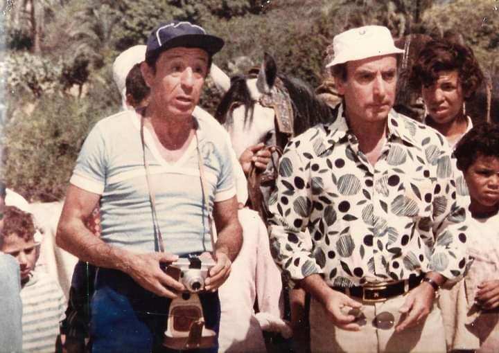 وفاة ابن باب الواد الفنان اليهودي الجزائري روبرت كاستيل