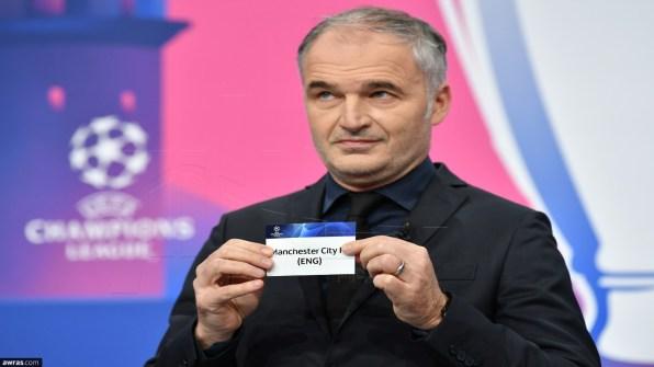 قرعة دوري أبطال أوروبا 2021