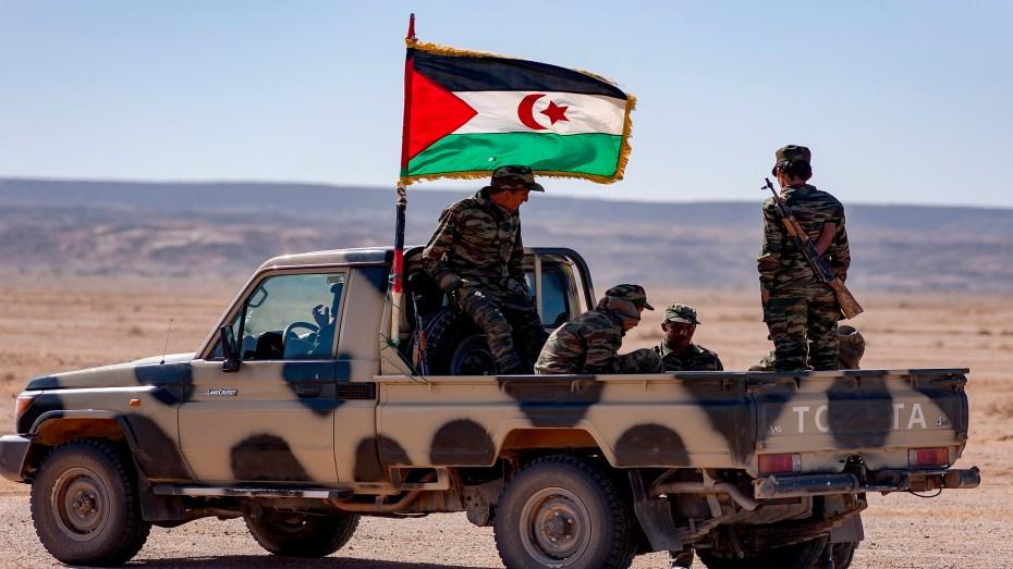 البوليساريو يندد بمحاولات مغربية- فرنسية لتشويه صورة كفاح الصحراويين