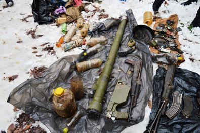 الجيش يحجز صواريخ مضادة للطائرات2