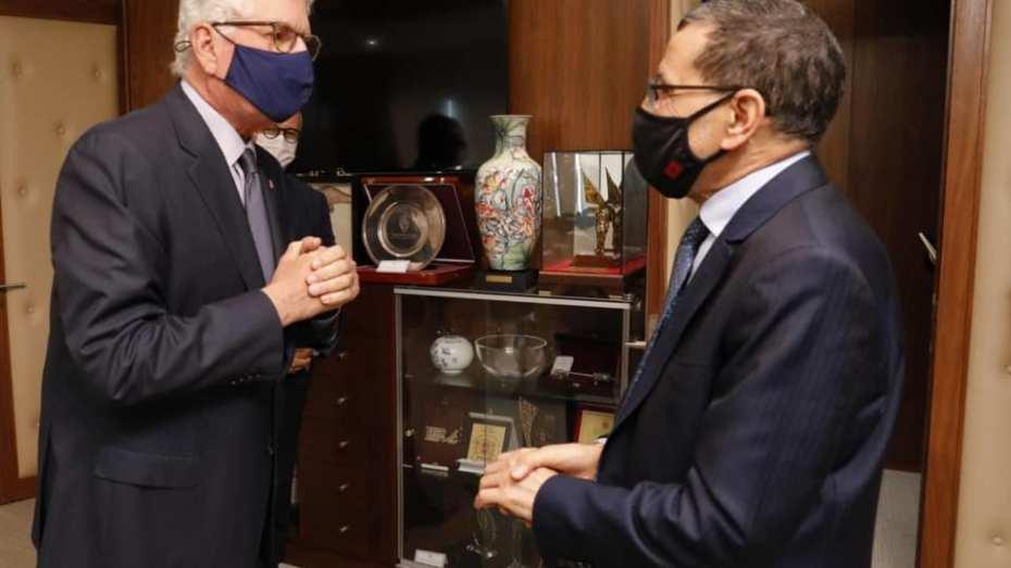 إنهاء مهام السفير الأمريكي بالمغرب