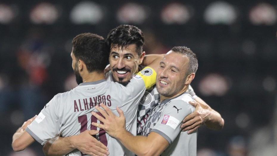 بغداد بونجاح ماكينة أهداف يتربع على صدارة هدّافي كرة القدم في العالم