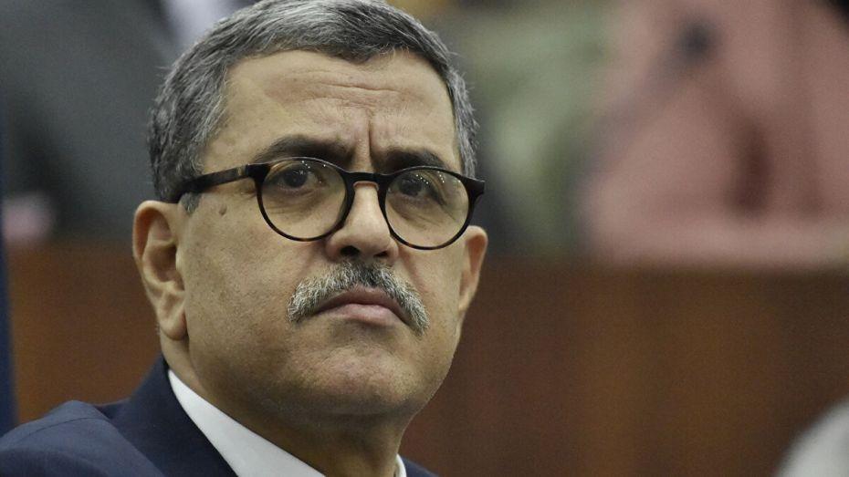 جراد يعزي في وفاة الوزير الأسبق عبد الرحمان بن خالفة