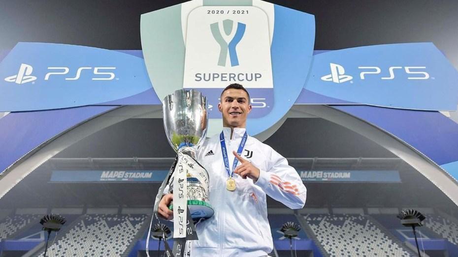رونالدو يكتب تاريخا جديدا في كرة القدم بتربعه على عرش هدّافي العالم