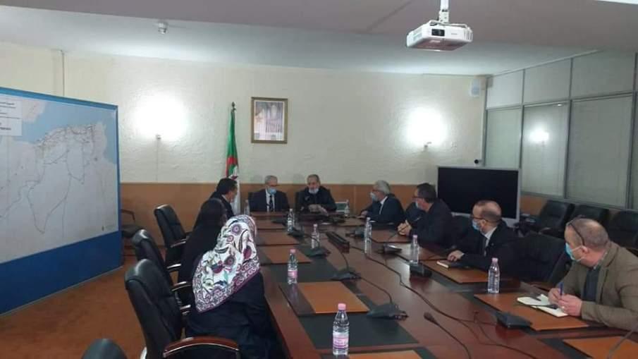 شيعلي يتسلّم مهام وزارة النقل بالنيابة