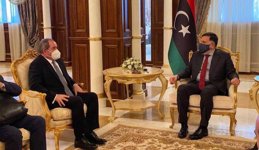 الجزائر تعيد فتح سفارتها في ليبيا بعد إغلاق دام 7 سنوات