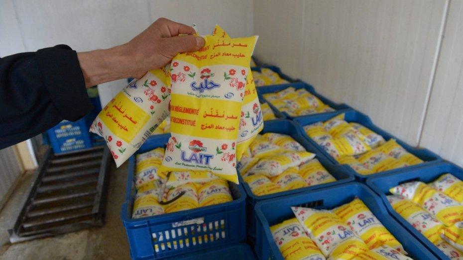 وزارة الفلاحة والتجارة نحو تحسين عملية توزيع الحليب