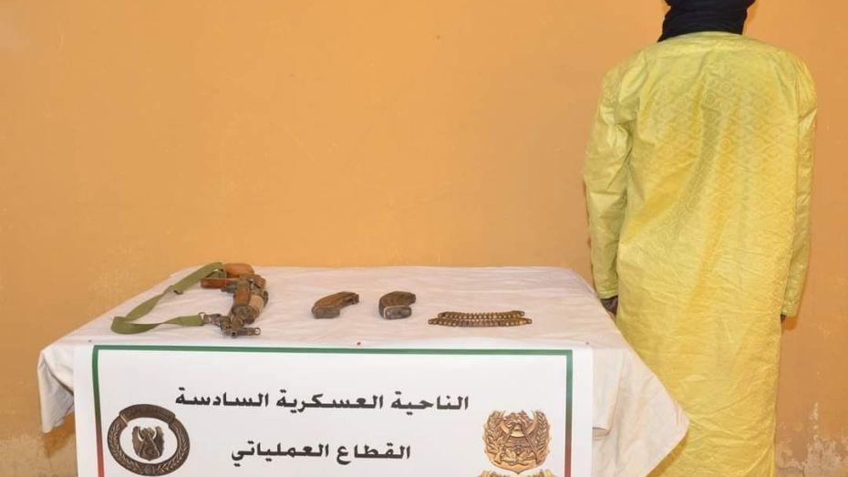 """الإرهابي """"أبو طلحة"""" يسلم نفسه للسلطات العسكرية"""