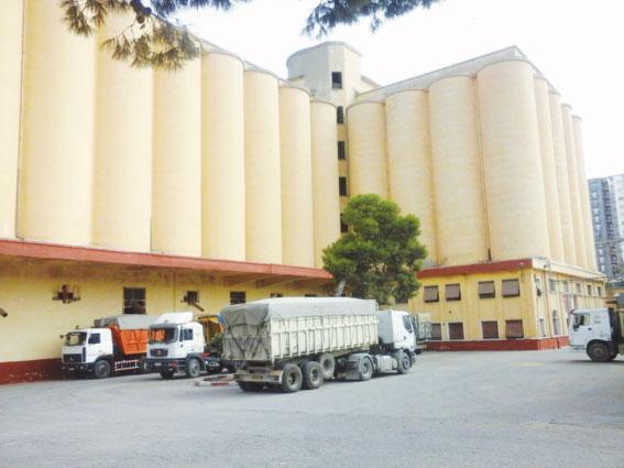 شحنة ثانية من القمح المغشوش تصل الجزائر خلال شهر
