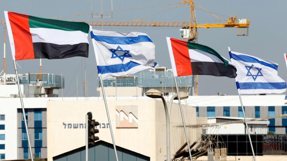 المبادلات التجارية بين دبي والكيان الصهيوني تصل إلى مليار درهم إماراتي