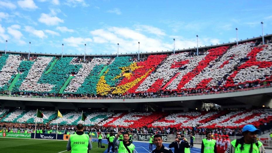 تأجيل ديربي اتحاد العاصمة ومولودية الجزائر