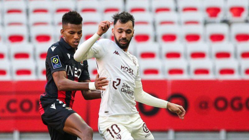 فريد بولاية نجم جزائري مُتألق يُواصل حصد الانجازات في الدوري الفرنسي