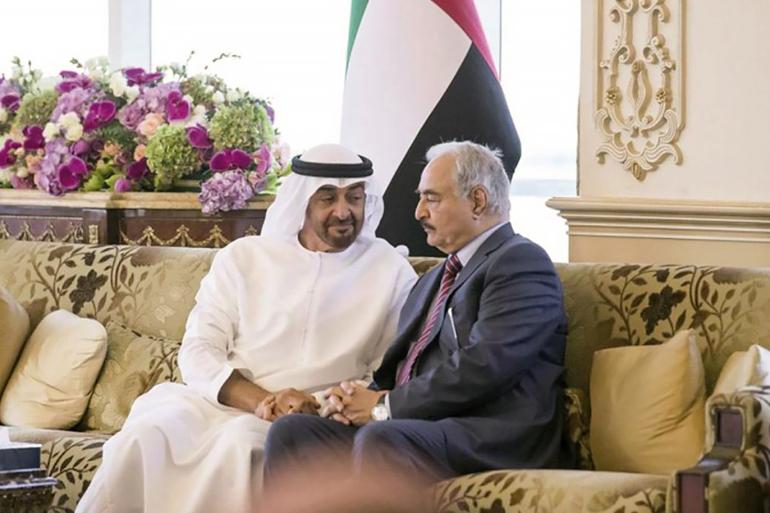 مجلس الأمن الدولي يفضح تورط الإماراتيين في الدعم العسكري لحفتر
