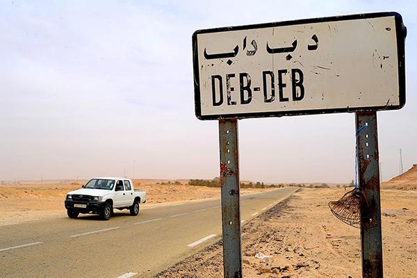 الجمارك الجزائرية تقف على جاهزية معبر الدبداب الحدودي