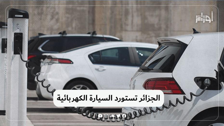 الجزائر تستورد السيارة الكهربائية