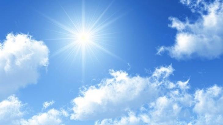 أجواء مشمسة شمالا ودرجات حرارة مرتفعة جنوبا نهار اليوم