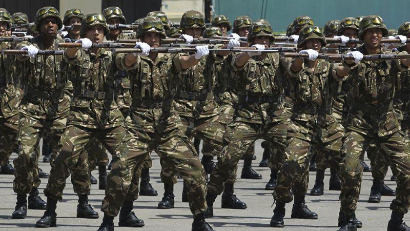 في تصنيف جديد.. الجزائر ثالث أقوى الجيوش العربية