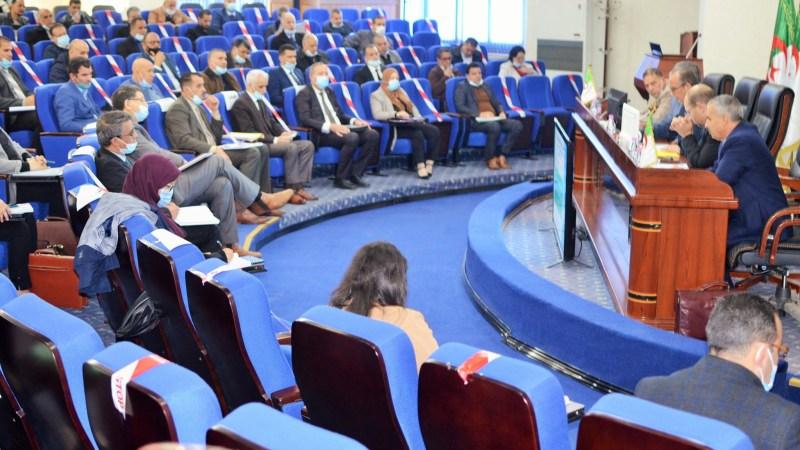 وزارة التعليم العالي: اجتماع وطني للمديرين الولائيين للخدمات الجامعية