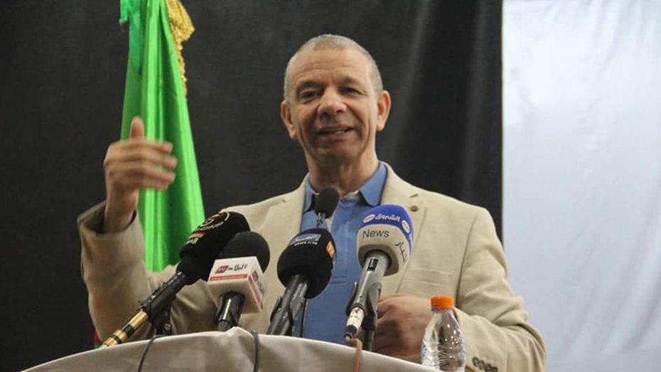 بن قرينة يحذر من تعرض الجزائر لمؤامرات بمساعدة داخلية