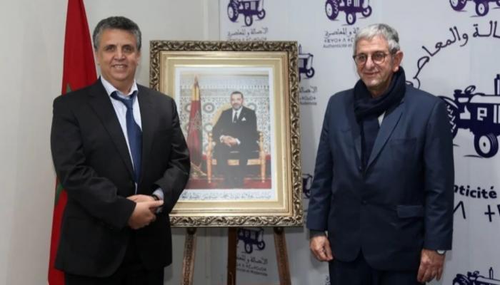 """حزب مغربي يرشح اليهودي """"سيمون سكيرا"""" للانتخابات المحلية"""