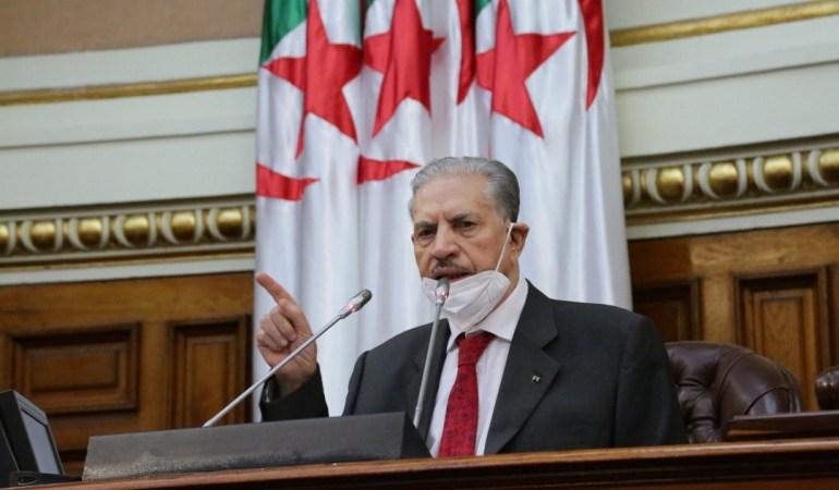صالح قوجيل: انتخابي يرسخ الديمقراطية وتقاليد مجلس الأمة